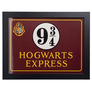 Print Enmarcado Harry Potter: Hogwarts Express