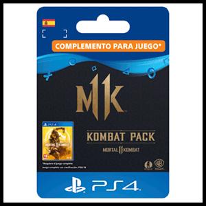 Mortal Kombat 11 - Kombat Pack PS4