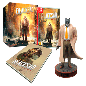BlackSad Under the Skin Edicion Coleccionista
