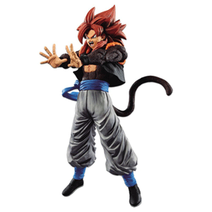 Figura Banpresto Dragon Ball Z: Super Saiyan 4 Gogeta