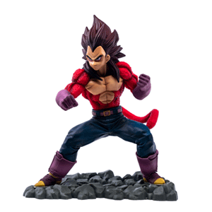 Figura Banpresto Dragon Ball GT: Super Saiyan 4 Vegeta