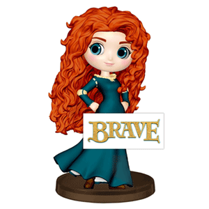 Figura Banpresto Q Posket Disney: Brave Merida