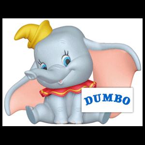 Figura Banpresto Q Posket Disney: Dumbo