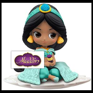 Figura Banpresto Q Posket Disney: Aladdin Jasmine