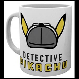 Taza Pokemon: Detective Pikachu