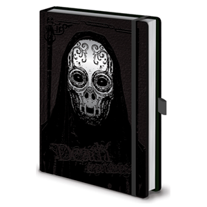 Cuaderno Premium Harry Potter: Death Eater