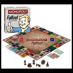 Monopoly Fallout (REACONDICIONADO)