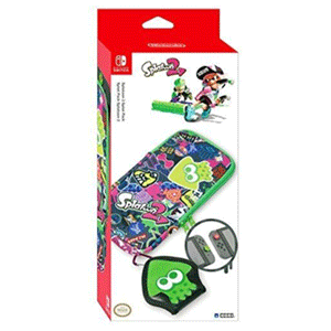 Splatoon 2 Splat Pack Hori para Nintendo Switch -Licencia oficial- (REACONDICIONADO)