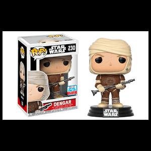 Figura Pop Star Wars: Dengar (REACONDICIONADO)