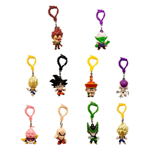 Llavero Hanger Dragon Ball Z (REACONDICIONADO)