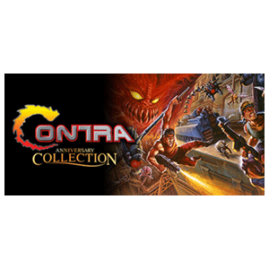 Contra Classics Anniversary Collection