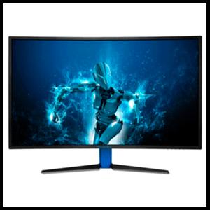 """MEDION ERAZER X58426 31,5"""" LED FHD 144Hz Curvo Freesync - Monitor Gaming - Reacondicionado"""