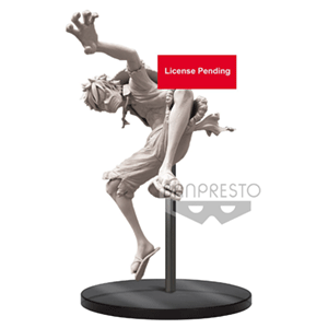 Figura Banpresto One Piece Stampede: Monkey D Luffy King of Artist