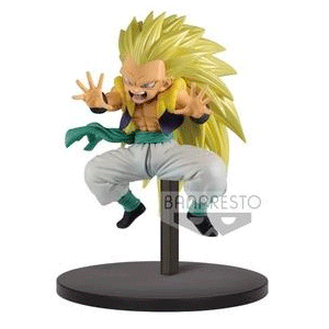 Figura Banpresto Dragon Ball Super: Super Saiyan 3 Gotenks
