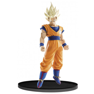 Figura Banpresto Dragon Ball Z: Goku Super Saiyan 2 Colosseum 6