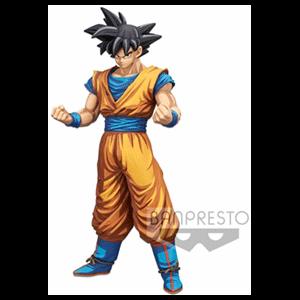 Figura Banpresto Dragon Ball Z Grandista: Son Goku 2 Manga Dimensions