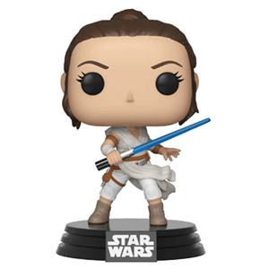 Figura Pop Star Wars IX: Rey