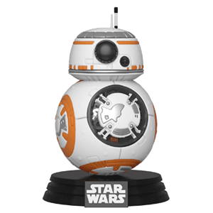 Figura Pop Star Wars IX: BB-8