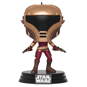 Figura Pop Star Wars IX: Zorii Bliss