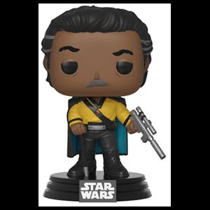 Figura Pop Star Wars IX: Lando Calrissian