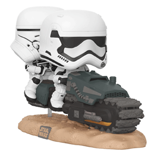 Figura Pop Star Wars IX: Tread Speeder