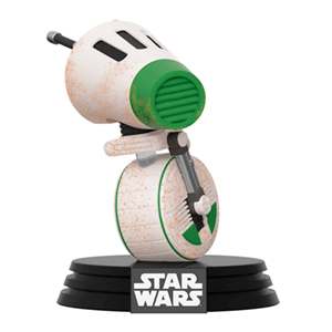 Figura Pop Star Wars IX: D-0