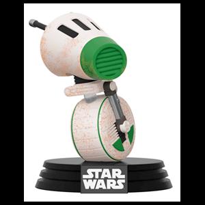 Figura Pop Star Wars IX: D-0