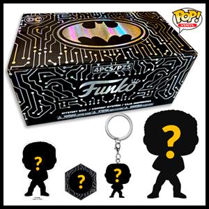 Funko Box Mistery DC Comics