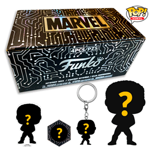 Funko Box Mistery Marvel