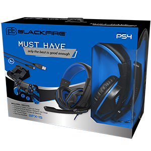 Pack Accesorios Blackfire Must Have BFX-15
