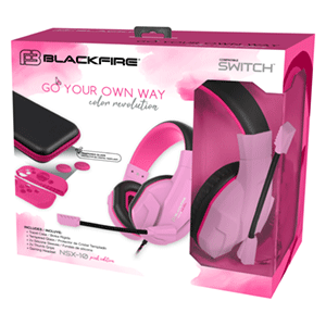 Pack Accesorios Blackfire Must Have NSX-10 Rosa