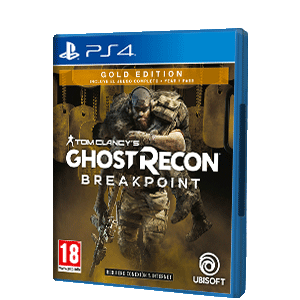 Ghost Recon Breakpoint Gold Edition