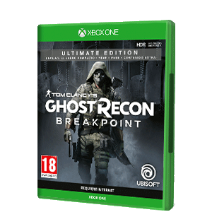 Ghost Recon Breakpoint Ultimate Edition