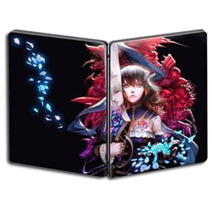 Bloodstained - caja metálica