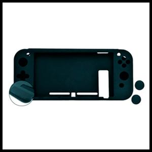 Set de Protección para Nintendo Switch Nuwa Negro