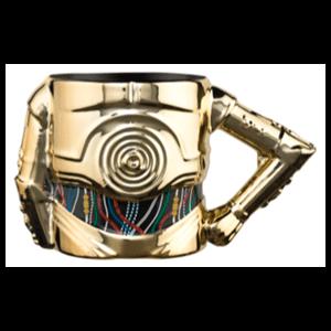 Taza C3PO 3D
