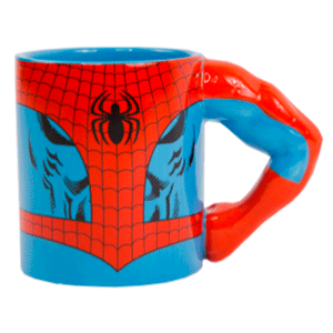 Taza Spiderman 2D