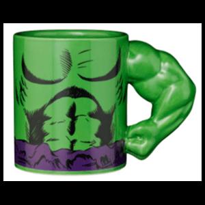 Taza Hulk 2D
