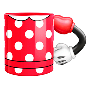 Taza Minnie Mouse 2D