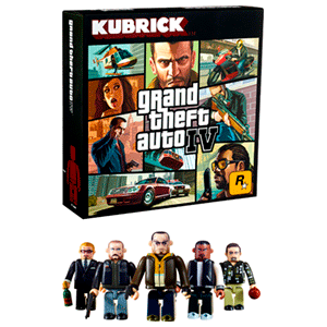 Kubrick Set GTA IV