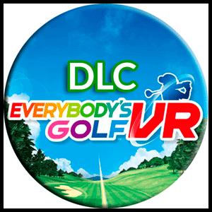 Everybody's Golf VR - DLC