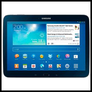 Samsung Galaxy Tab 3 10.1 3G 16Gb (Negro) - Libre