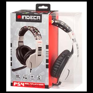 Auriculares Multiplataforma Indeca Retro PS4-XONE-NSW-PC