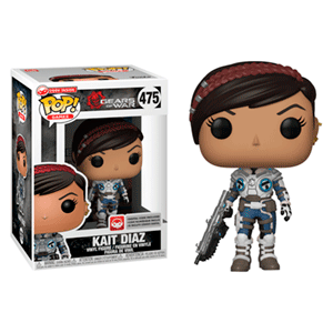 Figura Pop Gears of War: Kait Diaz S3