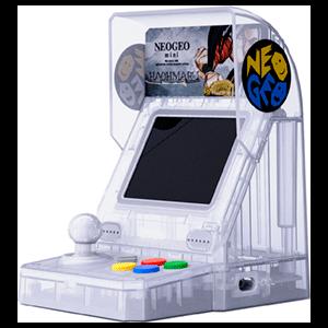 Consola Retro SNK Neo Geo Mini Samurai Shodown V Ed. Haohmaru