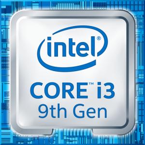 Intel Core i3 -9100F 4 núcleos 4 hilos LGA1151 - Microprocesador
