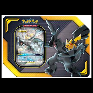 Caja Pokemon Tag Team: Pikachu y Zekrom