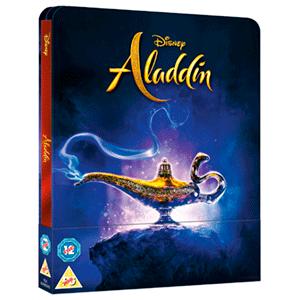 Aladdin 2019 - Edición Steelbook