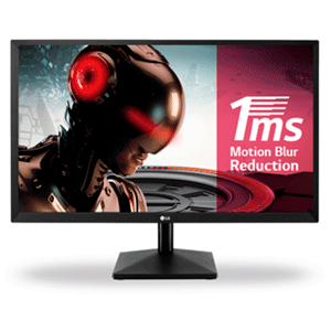 "LG 24MK400H-B 24"" FHD 75Hz Freesync - Monitor Gaming - Reacondicionado"