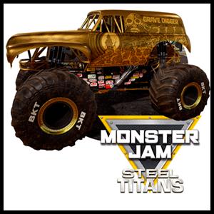Monster Jam Steel Titans - DLC PS4